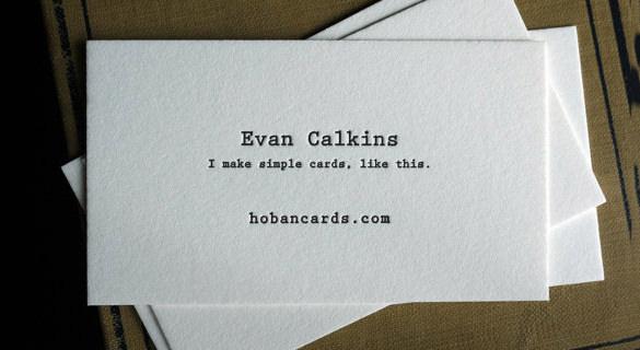 nice psd calling card template