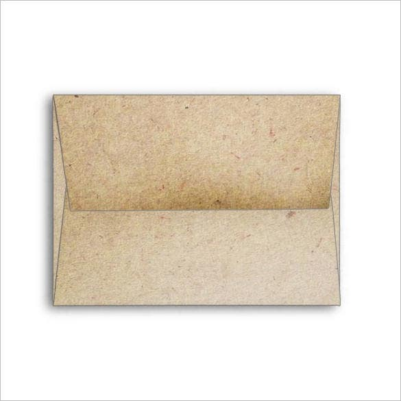 old paper texture tintage a2 envelope template