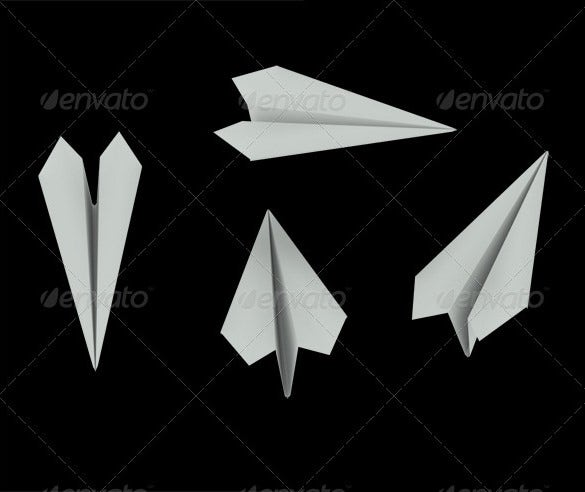 paper aeroplane designs instructions