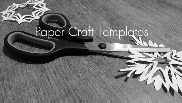 paper craft templates