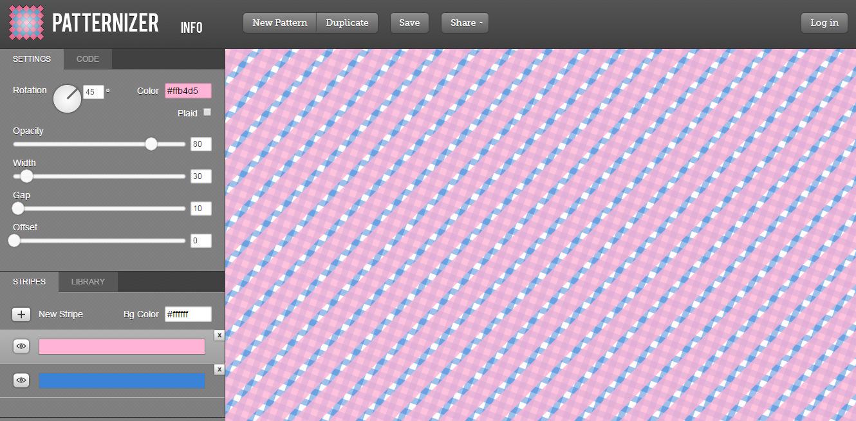 Patternizer Html5 Templates