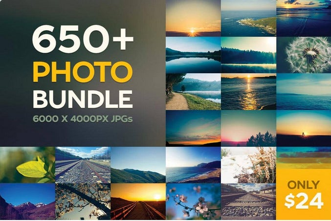 Photo Bundle Design Packs