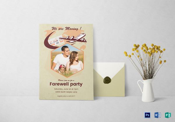 photo-farewell-party-invitation-design-template