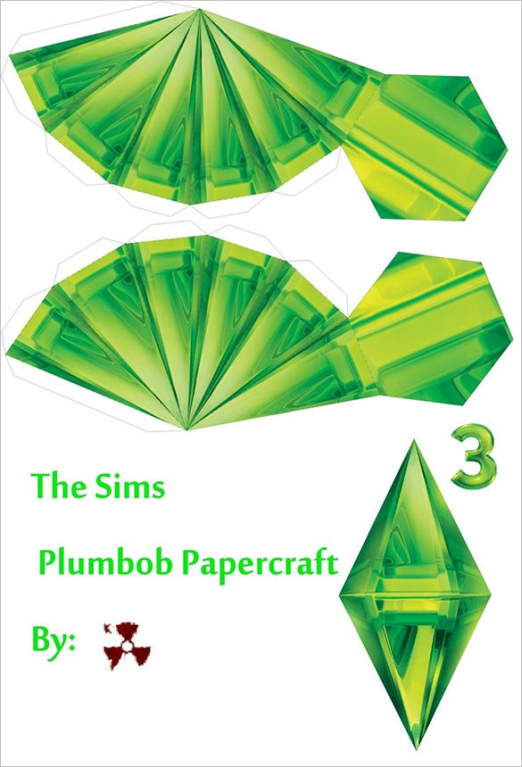 photograph regarding Free Printable Paper Crafts identified as 11+ Paper Craft Templates PSD Ideas! Totally free Quality