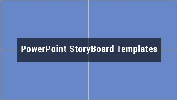 powerpoint storyboard templates