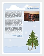 Printable-Family-Holiday-Newsletter