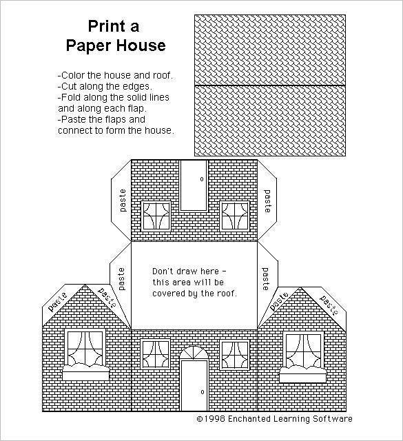 photo relating to Printable House identify 11+ Paper Space Templates - PDF, Document Free of charge High quality Templates