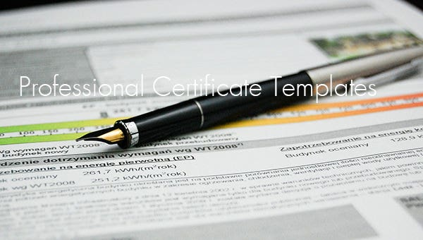 professionalcertificatetemplates