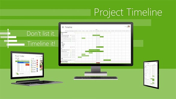 13+ Project Timeline Templates – Free Sample, Example, Format
