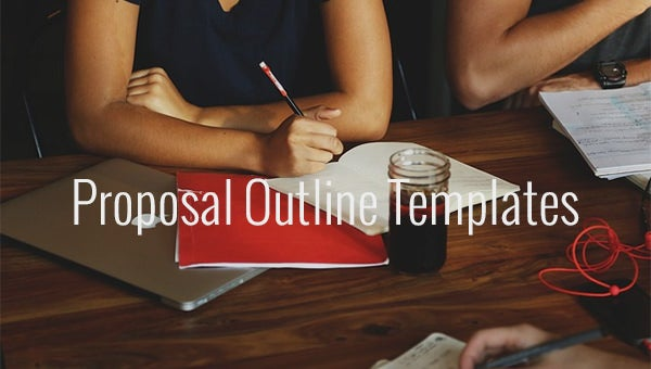 proposaloutlinetemplates