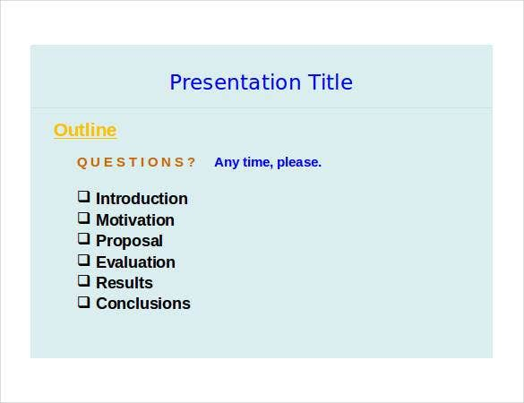 proposal-presentation-outline