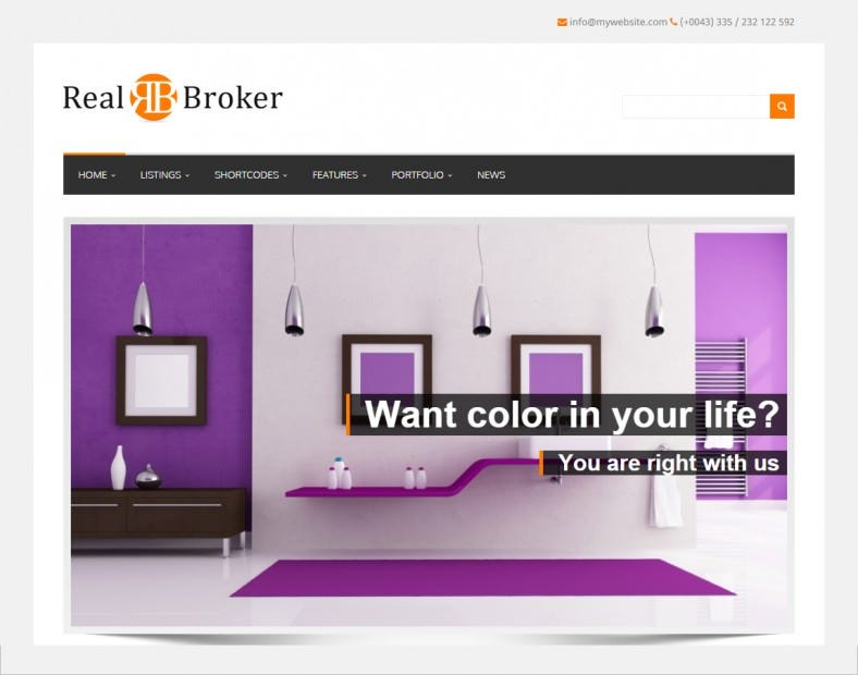 realbroker wordpress real estate 788x620