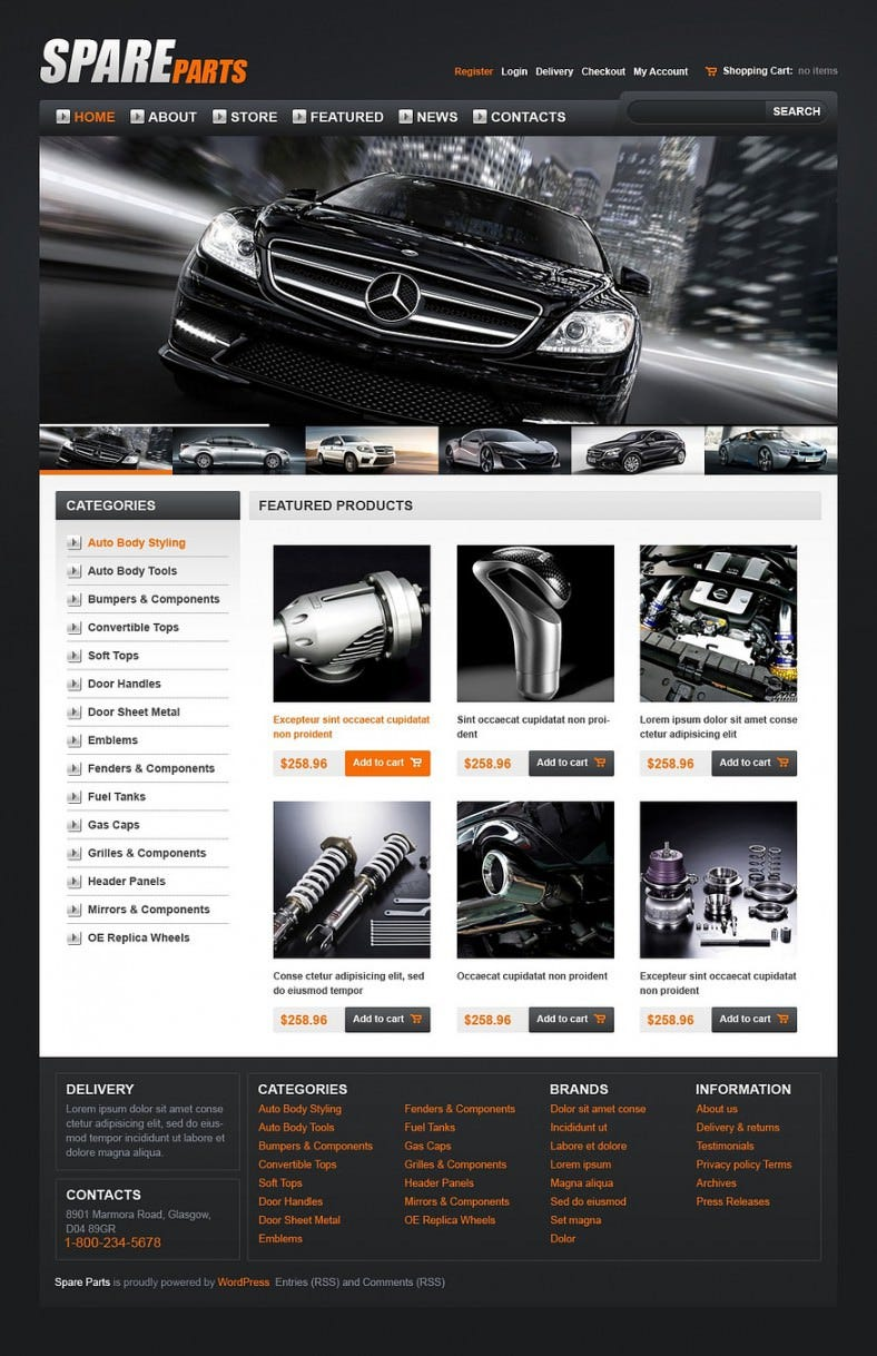 reliable spares jigoshop theme 788x1218
