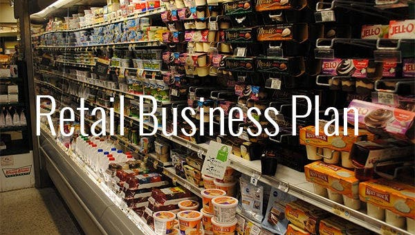 Retail Business Plan Template 14 Free Word Excel Pdf
