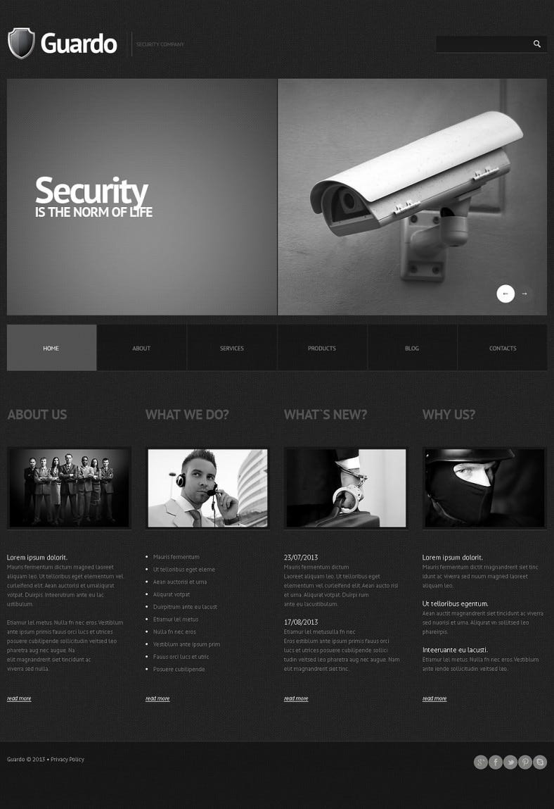 seo customize security responsive wordpress theme 788x1149