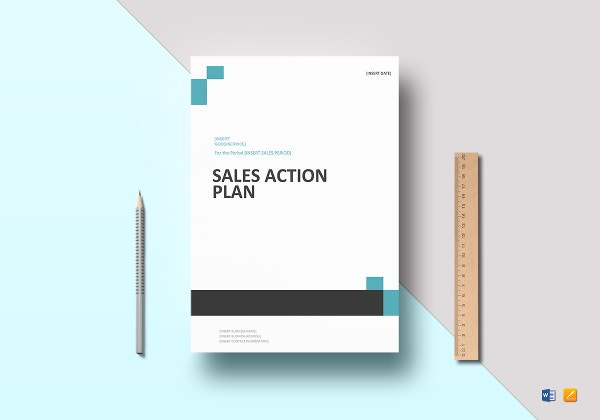 sales action plan template5