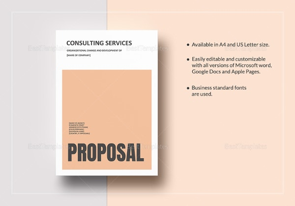 microsoft word proposal templates free