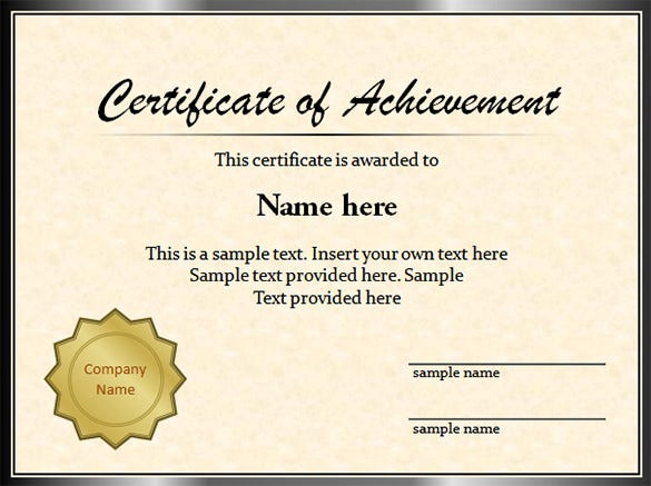 14 Graduation Certificate Templates Word PDF Documents – Graduation Certificate Template Free