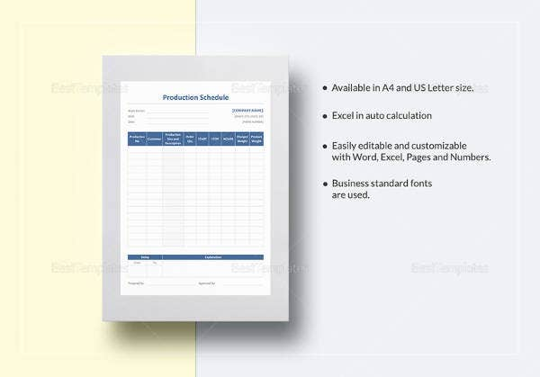 sample-production-schedule-design-template