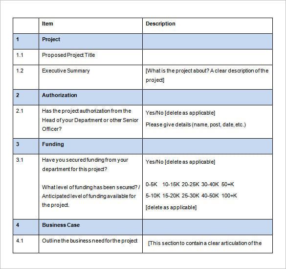 Sample Project Presentation Template Trattorialeondoro