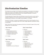 Sample-Site-Production-Timeline-Templates-Free