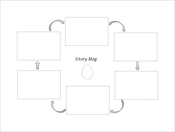 picture about Free Printable Story Map named 8+ Tale Map Templates - Document, PDF Free of charge Top quality Templates