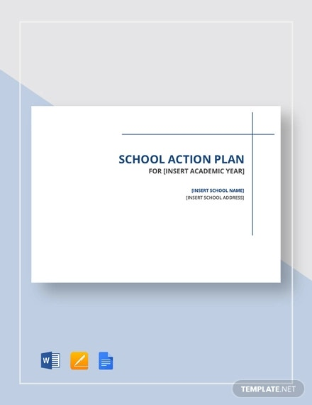 school action plan