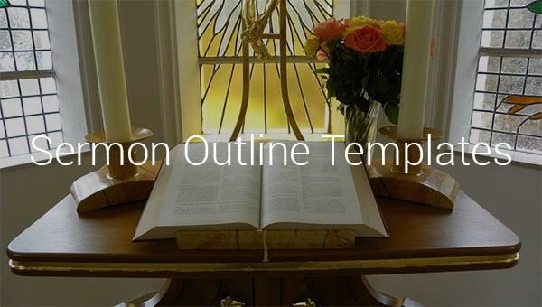 sermonoutlinetemplates