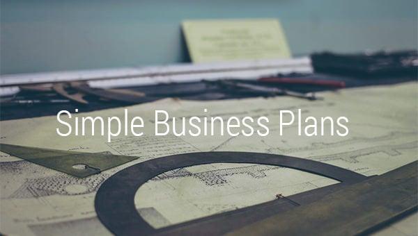 simplebusinessplans