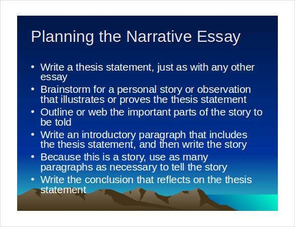 simple-narrative-essay-outline
