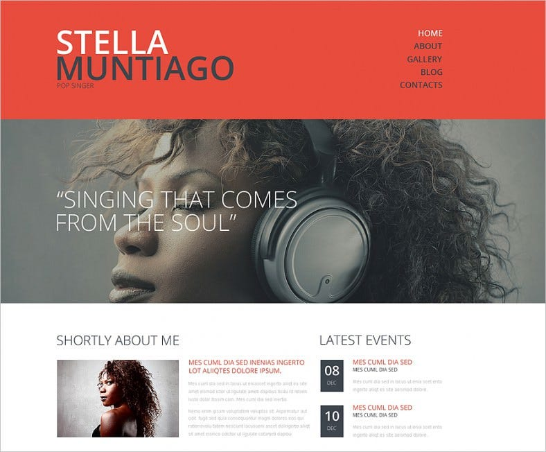 singer responsive website template 3 788x652