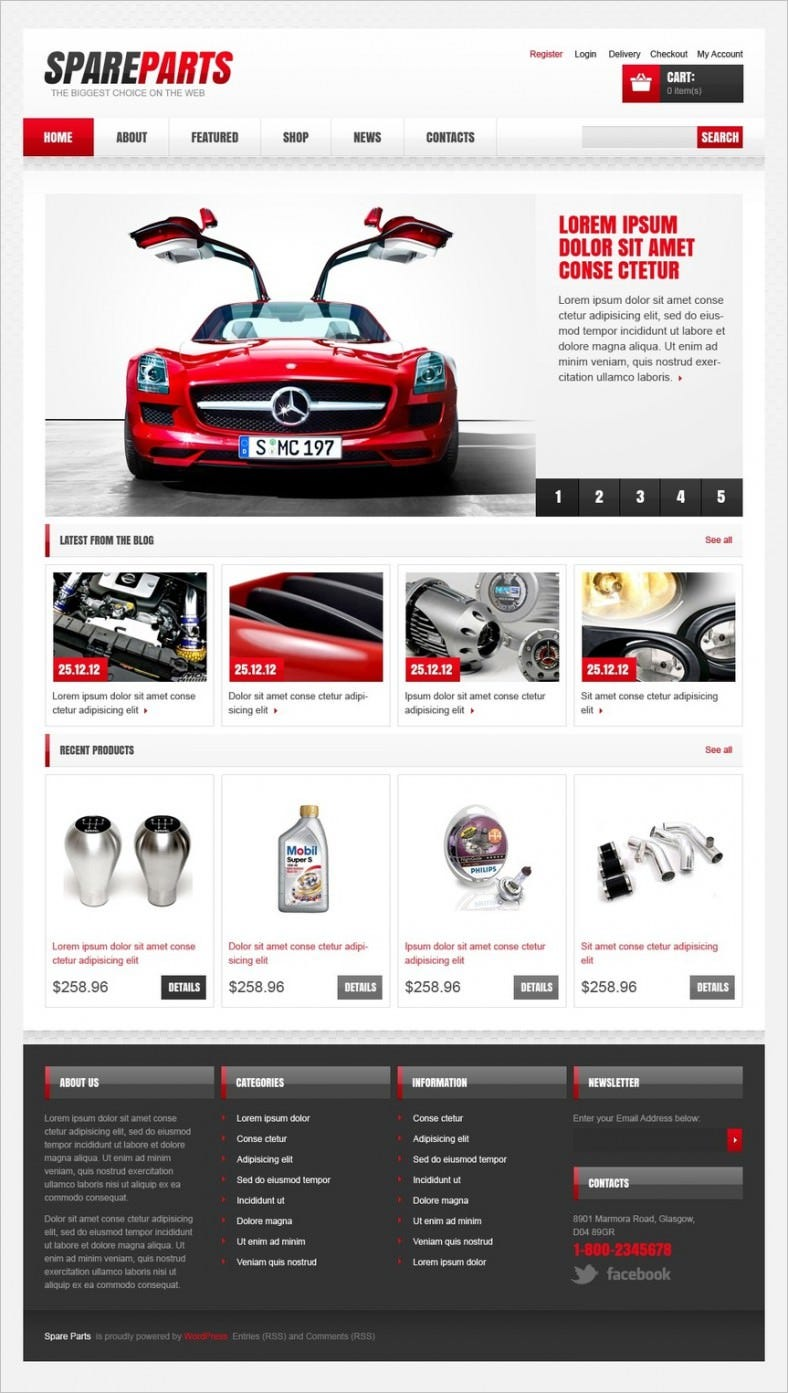 spare parts store jigoshop theme 788x1393