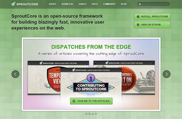 Sproutcore tools