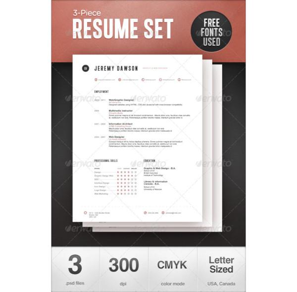 stylish resume