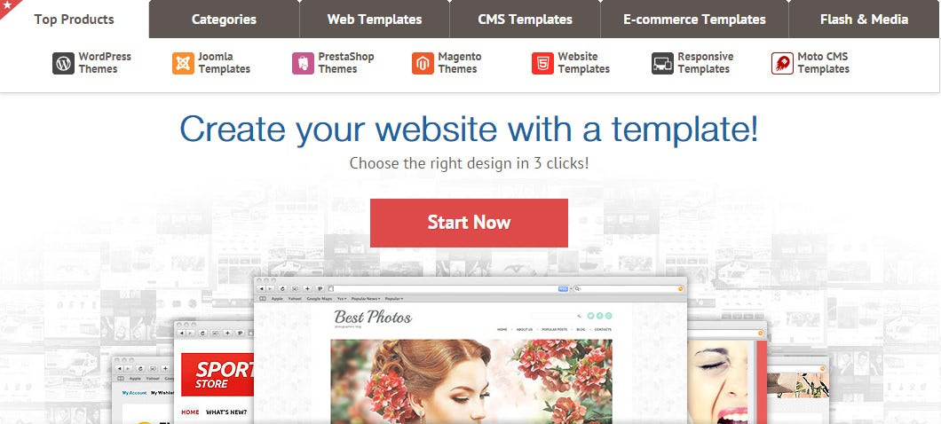 Templates Monister Coupon Code