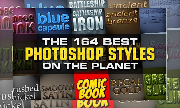 The-164-Best-Photoshop-Styles-on-the-Planet