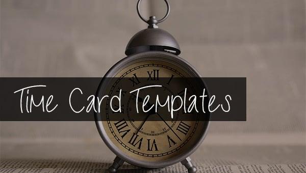 timecardtemplates