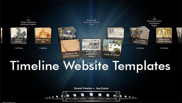 timelinewebsitetemplates
