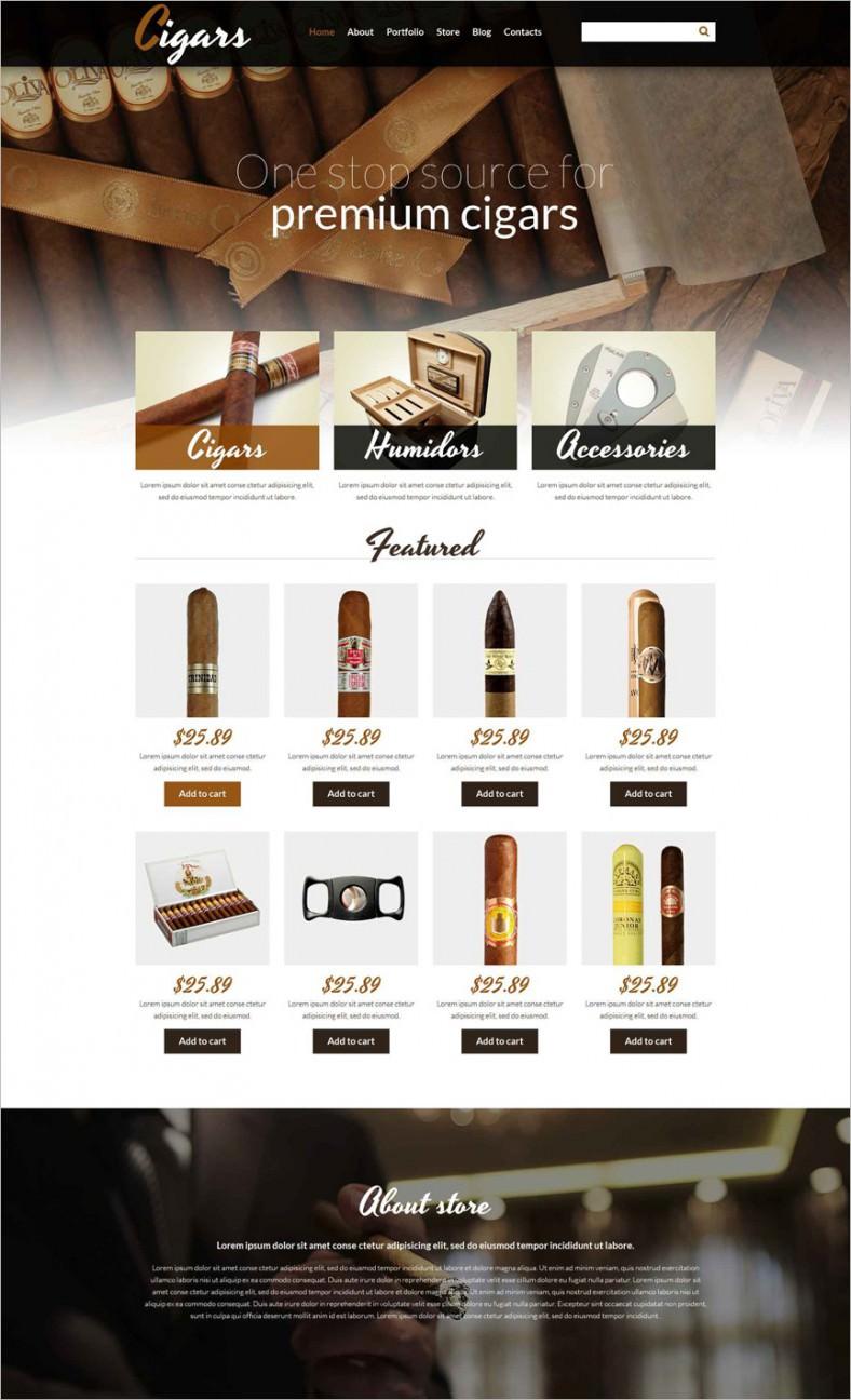 tobacco responsive woocommerce theme 788x1296