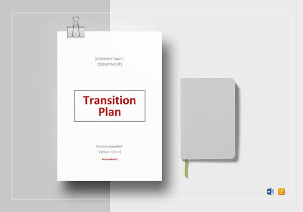 transition-plan-template