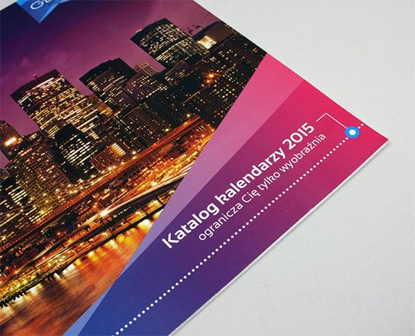 travel promotion catalogue psd