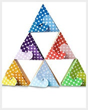Triangle-Gift-Box-Pattern
