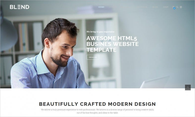 User Friendly Multi-Purpose WordPress Theme