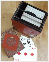 Vintage-Japanese-Wooden-Playing-Card-Box