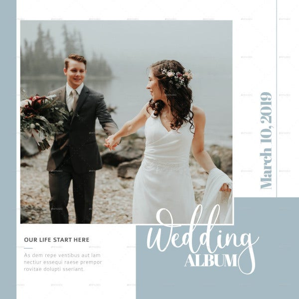 44+ Wedding Album Design Templates - PSD, AI, InDesign ...