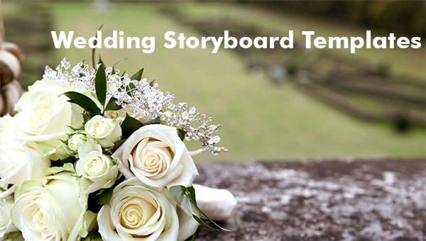 wedding storyboard templates