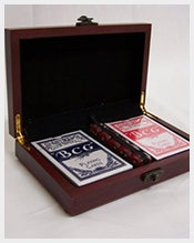 Wooden-Playing-Card-Box