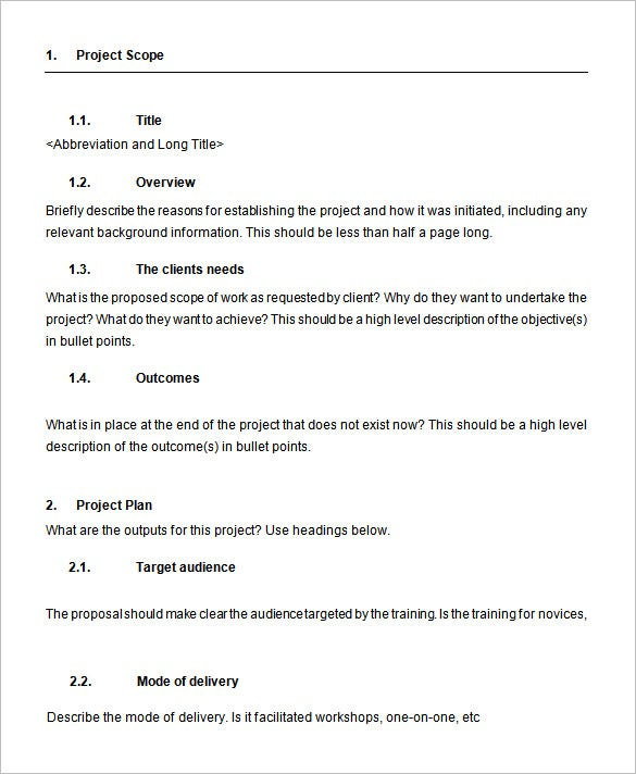 Thesis Proposal Template Pdf End Essay Conclusion