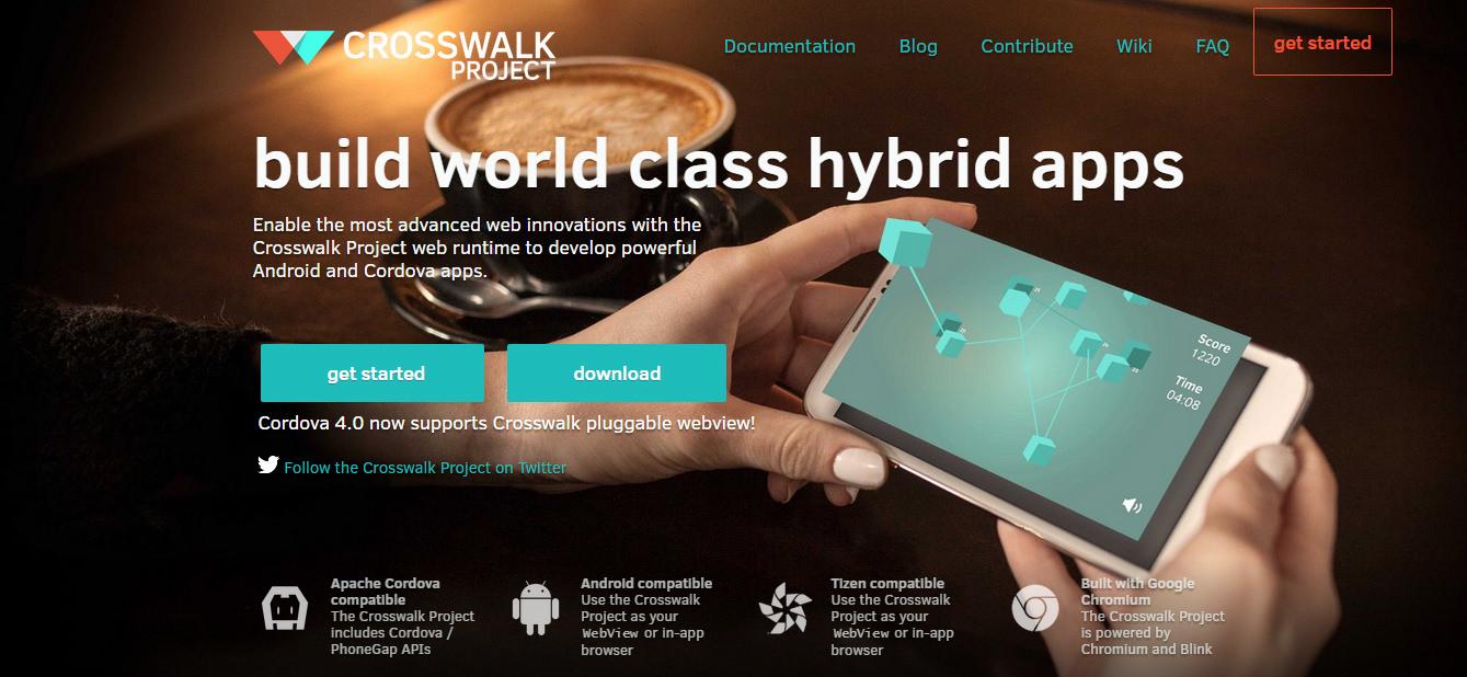Cross Walk Project