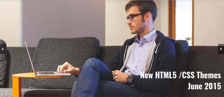 new html5 themes
